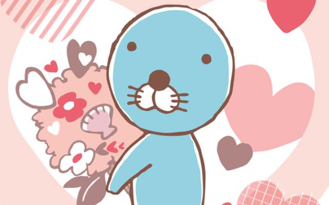 「ぼのぼの×カピバラさん in スイパラ」コラボメニュー解禁!「ぼのぼのショップ」ではバレンタインに向けた新商品も展開