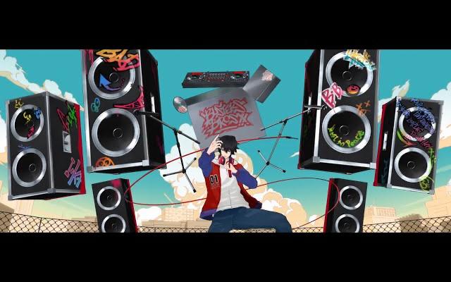 「ヒプマイ」6thライブのトレーラー公開&VR BATTLE開催決定!山田一郎の3Dモデルが先行公開