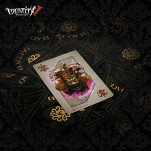 「IdentityV 第五人格」ブラックジャックポーカー