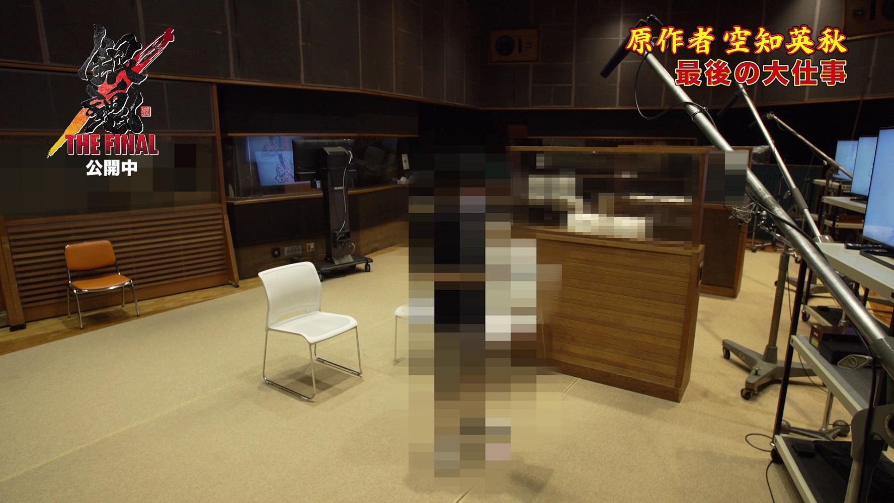 映画「銀魂 THE FINAL」原作者・空知英秋先生が◯◯役で出演していることが明らかに!アフレコ密着スペシャル動画も公開