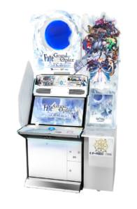 「Fate/Grand Order Arcade」ゲーム筐体