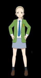 TVアニメ「さよなら私のクラマー」白鳥綾(CV.古城門志帆さん)