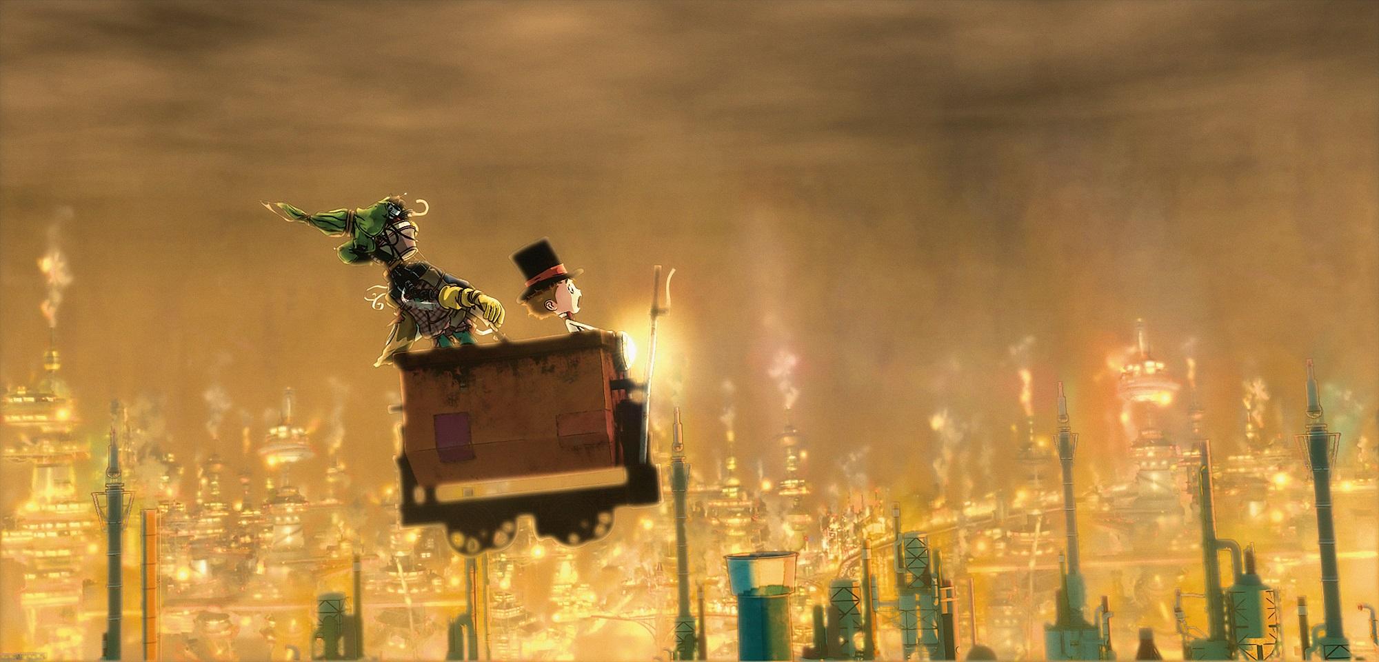 映画「えんとつ町のプペル」観客動員100万人を突破!大ヒットを記念した特別映像が解禁