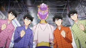 TVアニメ「天地創造デザイン部」案件4先行カット