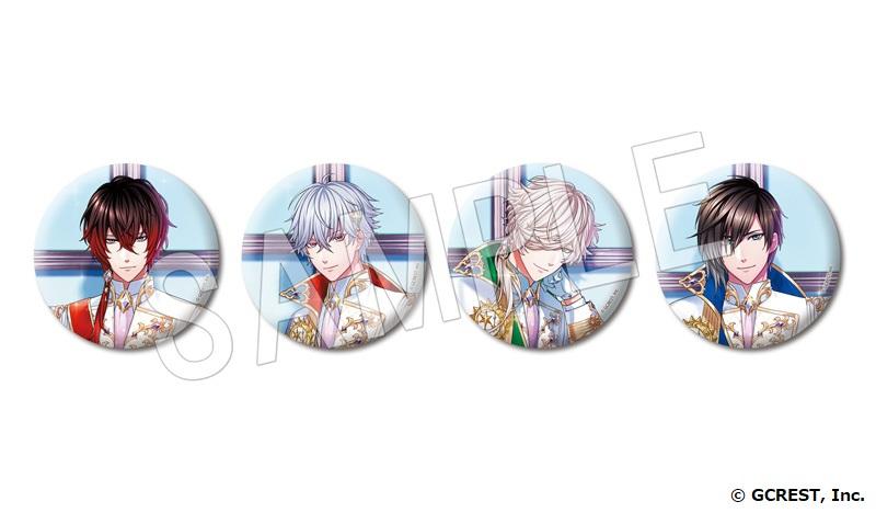 新王子登場記念「夢100 NewYearShop2021」NewYearShop2021 缶バッジ