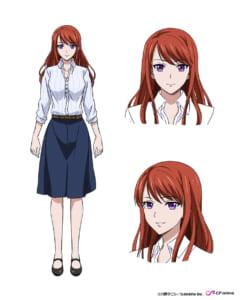 TVアニメ「指先から本気の熱情 2-恋人は消防士-」藤橋涼