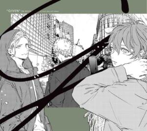 2月3日発売「映画ギヴン」Blu-ray&DVDのジャケット