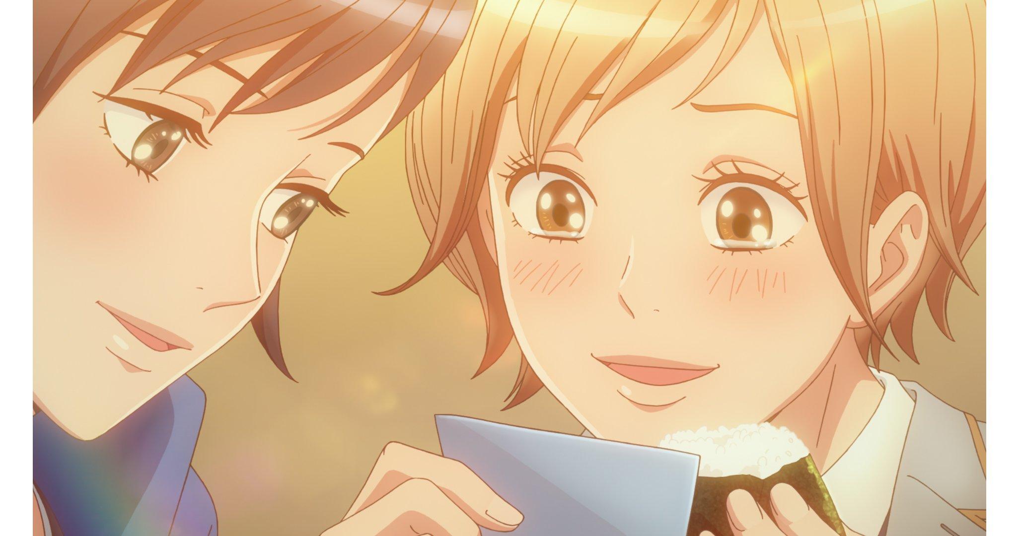 「君に届け」作者・椎名軽穂先生がキャラ原案「セブン」新アニメCMにときめく!
