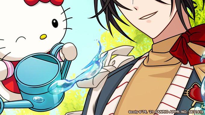「魔法使いの約束」×「サンリオ」アプリ内コラボイベント実施決定!キティとシャイロックが描かれたSRカード一部公開