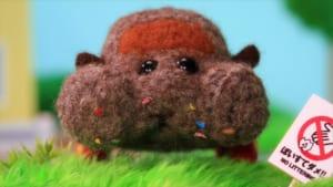 TVアニメ「PUI PUI モルカー」第4話「むしゃむしゃおそうじ」