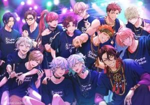 「Paradox Live Dope Show-2021.3.20 LINE CUBESHIBUYA-」イベントビジュアル