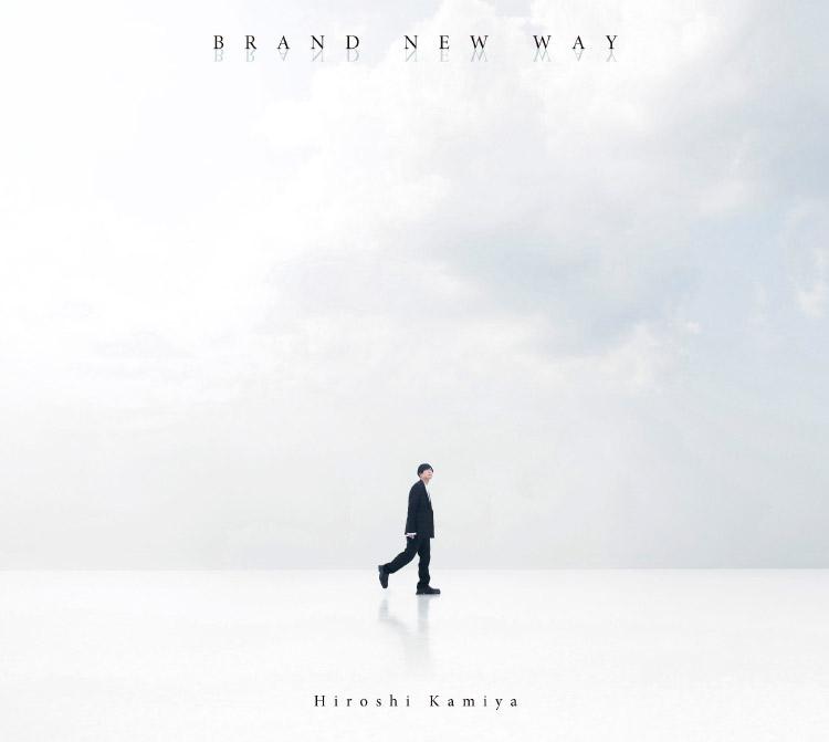 神谷浩史さん「BRAND NEW WAY」豪華盤 (初回限定生産)