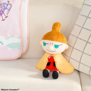 「一番くじ ムーミン~One Winter Day~」ラストワン賞:リトルミイぬいぐるみ