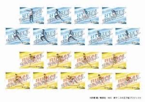 「新テニスの王子様 氷帝vs立海 Game of Future 公開記念 POP UP SHOP@ OIOI ~Dash & Work experience~」お買上特典:ポストカード(全18種)