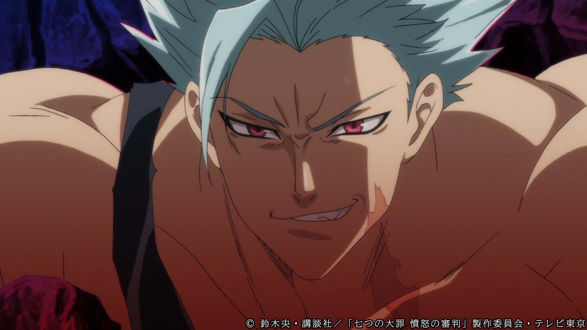 TVアニメ「七つの大罪 憤怒の審判」第1話「煉獄より」あらすじ&先行カット到着!シリーズ最終章いよいよ開幕