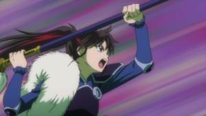 TVアニメ「半妖の夜叉姫」第17話先行場面カット