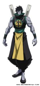 TVアニメ「SHAMAN KING」李白竜(CV.櫻井トオルさん)