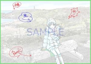 「ゆるキャン△ SEASON2」 Blu-ray&DVD店舗別特典・ゲーマーズ
