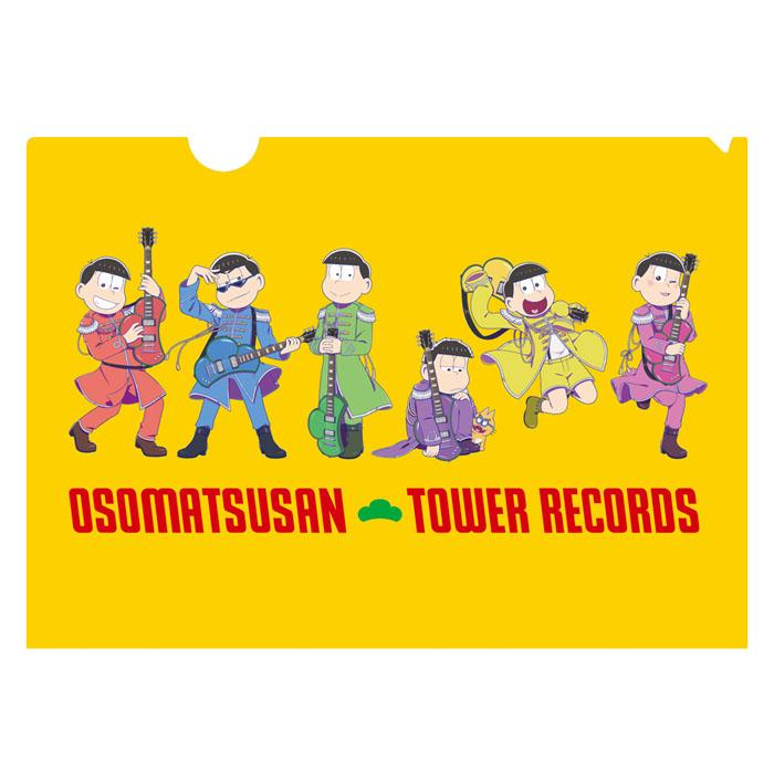 「おそ松さん × TOWER RECORDS」コラボグッズ