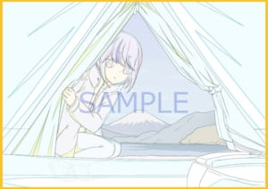 「ゆるキャン△ SEASON2」 Blu-ray&DVD店舗別特典・ヨドバシカメラ