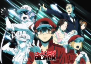 TVアニメ「はたらく細胞BLACK」1時間スペシャル放送