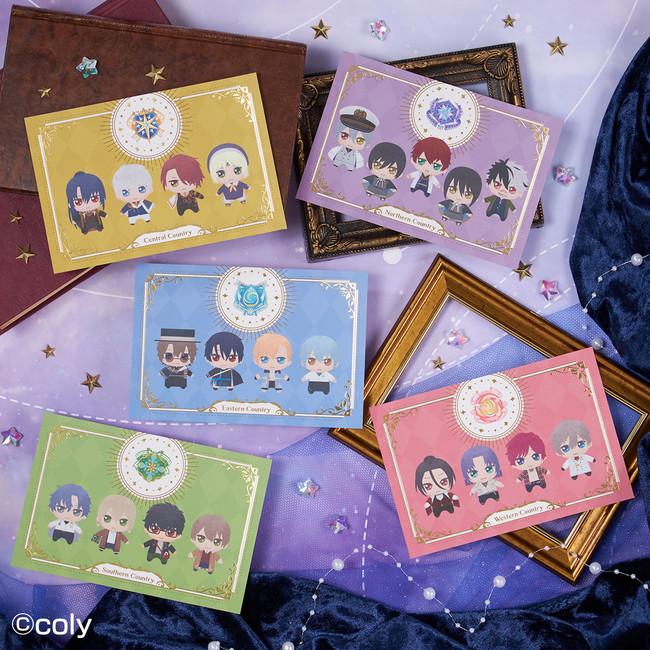 「魔法使いの約束×ナムコキャンペーン」ノベルティポストカード