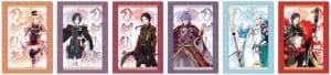 「刀剣乱舞-online-」×「ファミリーマート」A4サイズクリアファイル第2弾