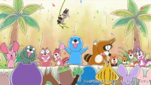 TVアニメ「ぼのぼの」新主題歌アニメーション場面写真