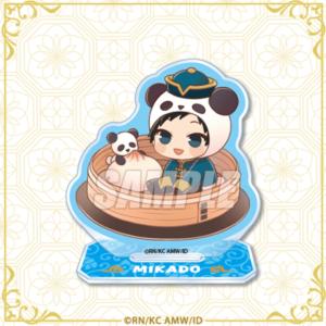 デュラララ!!×2 シズちゃんの誕生日祝っチャイナくじ B賞:ミニキャラアクリルスタンドフィギュア(全12種)
