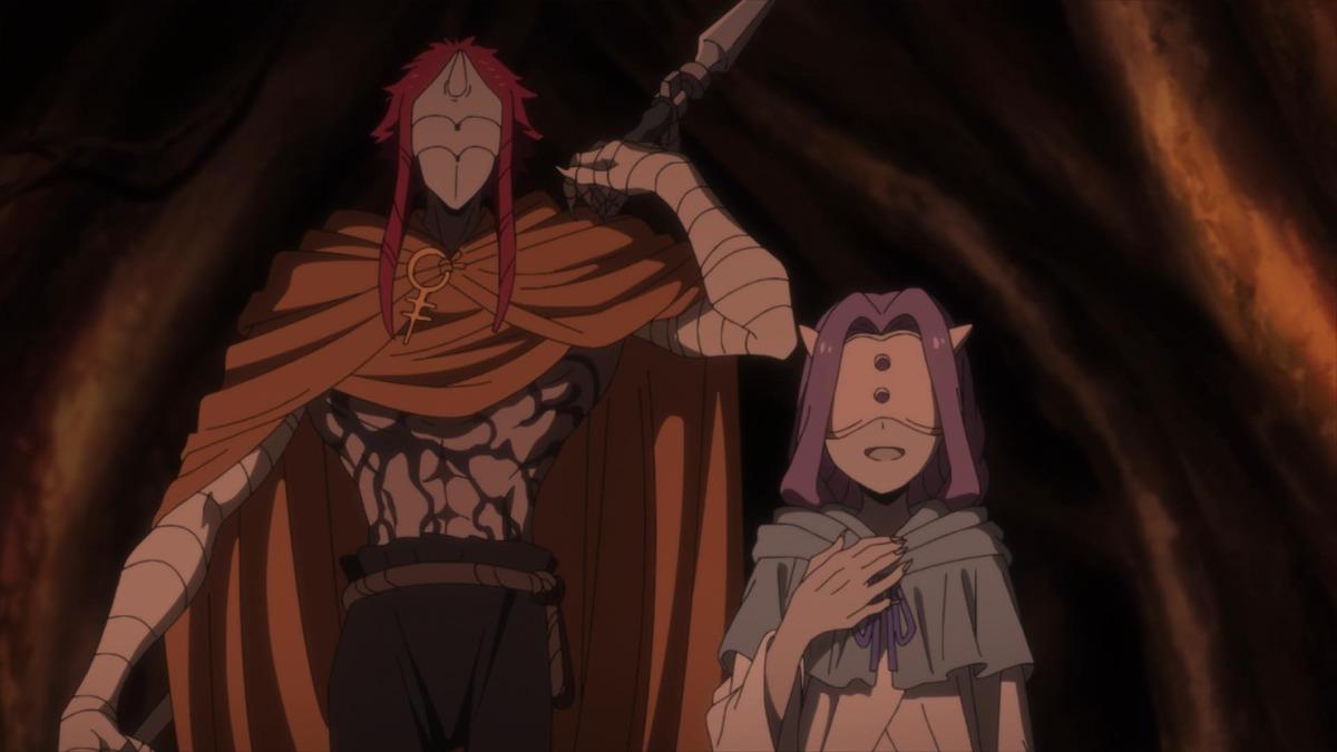 TVアニメ「約束のネバーランド」Season 2 第2話感想 ムジカ&ソンジュは優しい鬼だった!生きるために命を奪うことを学ぶエマ
