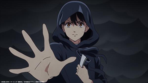 TVアニメ「天地創造デザイン部」案件3先行カット
