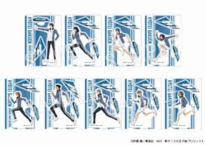 「新テニスの王子様 氷帝vs立海 Game of Future 公開記念 POP UP SHOP@ OIOI ~Dash & Work experience~」アクリルスタンド ダッシュ 氷帝(全9種)