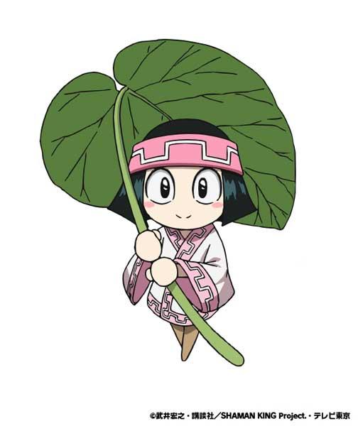 TVアニメ「SHAMAN KING」コロロ(CV.中島愛さん)