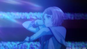 TVアニメ「アイ★チュウ」スペシャルオープニング場面カット