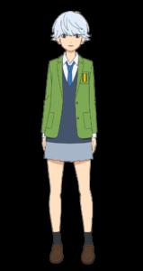 TVアニメ「さよなら私のクラマー」周防すみれ(CV.黒沢ともよさん)