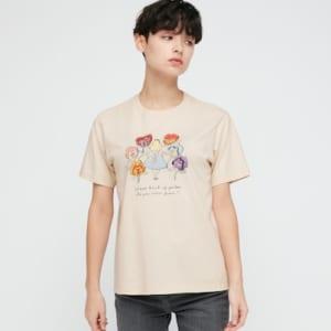 ふしぎの国のアリス UT グラフィックTシャツ 塩川いづみ