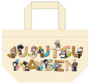 「呪術廻戦アニメ放送記念フェアin東急ハンズ 第2弾」ランチバッグ(DIYデフォルメシリーズ):1,980円