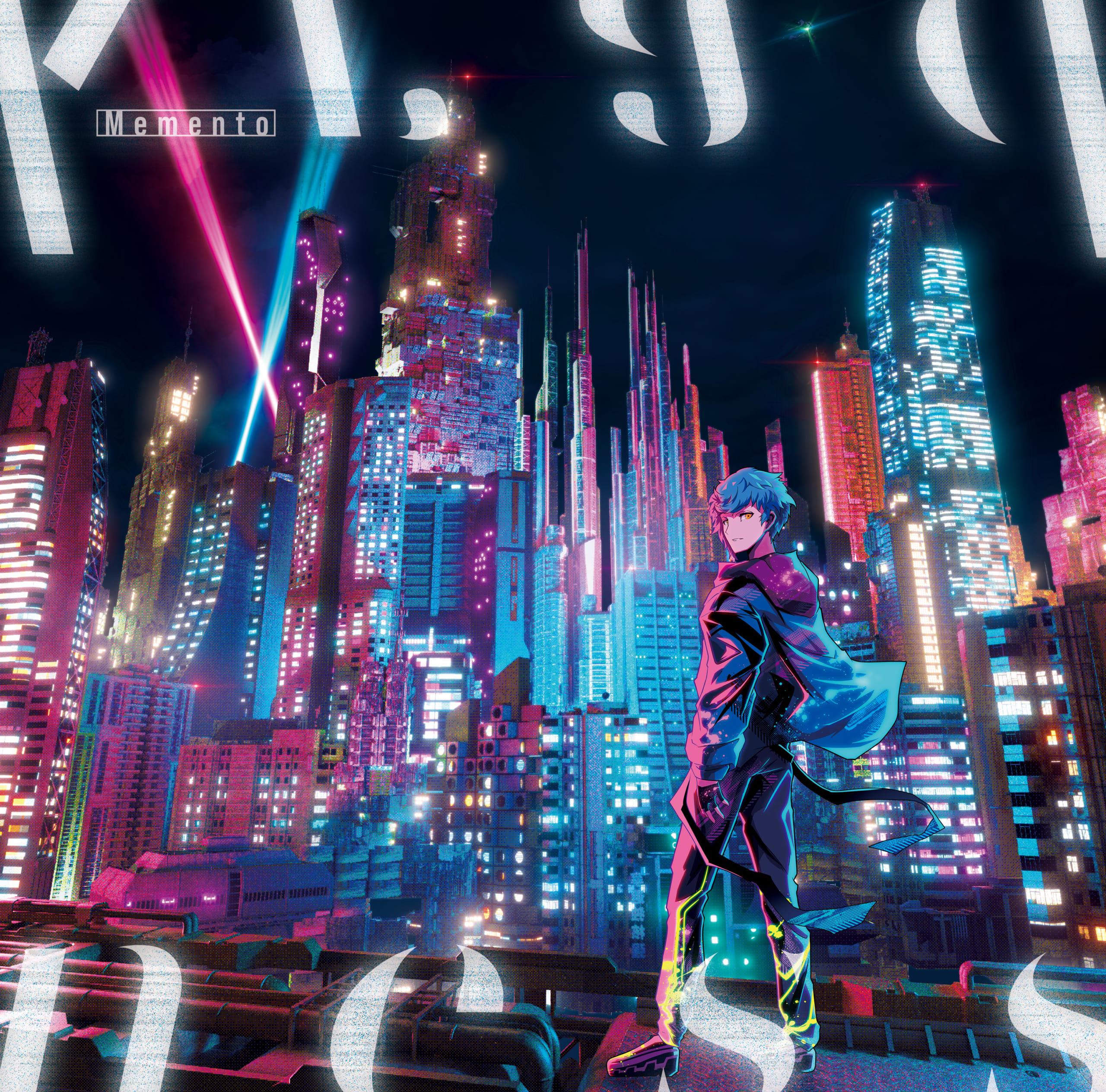 歌い手・Kradnessさん4年ぶりのオリジナルアルバム「Memento」全曲試聴クロスフェード動画が公開!