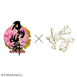 刀剣乱舞-ONLINE-×Melody BasKet
