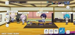 アプリゲーム「アルゴナビス from BanG Dream! AAside(アルゴナビス フロム バンドリ︕ ダブルエーサイド)」メンバーの日常を見守りながらお手伝い