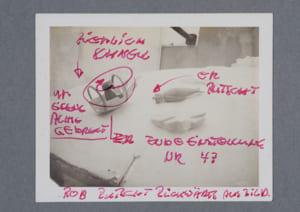 「40周年記念 ピングー展」原作者の直筆写真メモ
