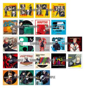 「呪術廻戦」×「TOWER RECORDS」渋谷店8階 展示会 物販購入特典②