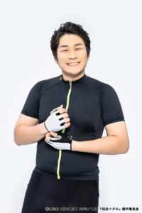 舞台「弱虫ペダル」SPARE BIKE篇~Heroes!!~ パズルライダー:田上健太さん