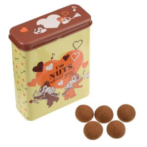 チップ&デール チョコレート 缶入り Valentine Pop