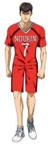 TVアニメ「灼熱カバディ」伴 伸賢(CV.神尾晋一郎さん)