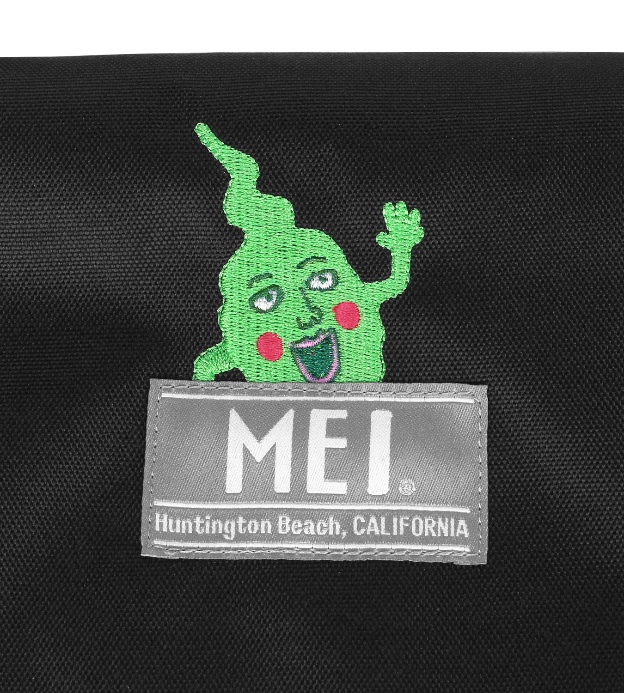 「モブサイコ100 Ⅱ」×「MEI」コラボアイテム「エクボ メッセンジャーバッグ」