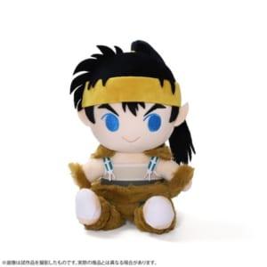 「犬夜叉-アニメの軌跡展-」名古屋会場 新商品情報「ぬいぐるみ/鋼牙」