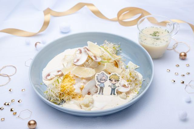 「Memorial DREAM!ing Cafe」Amnesia~クリームオムライス~