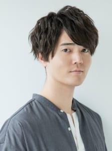 TVアニメ「灼熱カバディ」関 隆太役駒田航さん