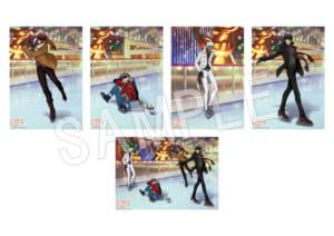 血界戦線 & BEYOND B2クリアポスター スケートver.A(全5種)